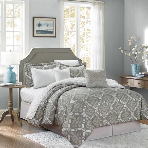 Glen Grey 8-Piece Comforter Set