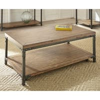 Greyson Living Leyburn Coffee Table with Casters