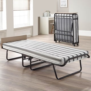 Serta 39 Inch Rollaway Bed With Poly Fiber Mattress Free