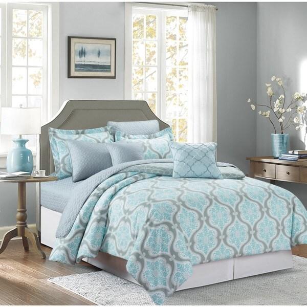 Marina Mineral 8-piece Comforter Set