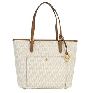 Michael Kors Jet Set Large Snap Pocket Tote Bag|https://ak1.ostkcdn.com/images/products/11862163/P18762059.jpg?impolicy=medium