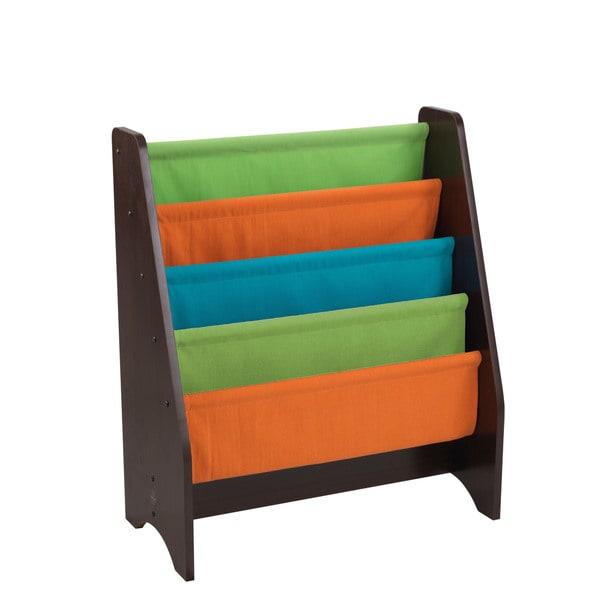 KidKraft 14235 Multi Color Sling Bookshelf