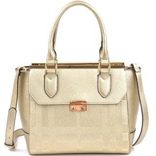 Link to Dasein Fashion Satchel Handbag with Shoulder Strap Similar Items in Shop By Style