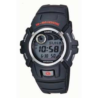 Casio Men's G-Shock Black Classic Watch