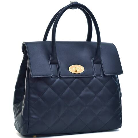 Dasein Two Way Backpack/Satchel Handbag