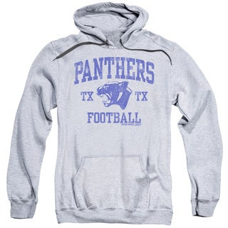 Friday Night Lights/Panther Arch Adult Pull-Over Hoodie in Athletic Heather