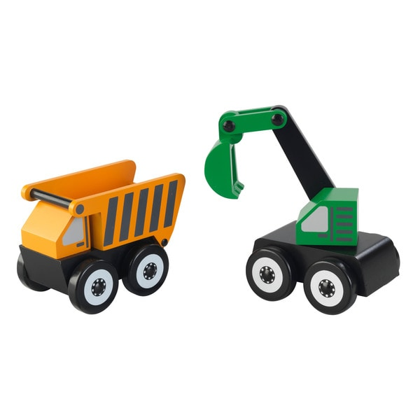 KidKraft Construction Vehicle Play Set