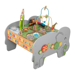 Kid Kraft Polyester Toddler Activity Station