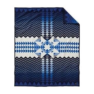 Pendleton Stella Maris Wool Throw Blanket