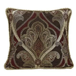 Croscill Bradney Square Pillow 18-inch