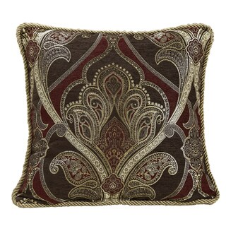 Croscill Bradney Square Pillow 18-inch