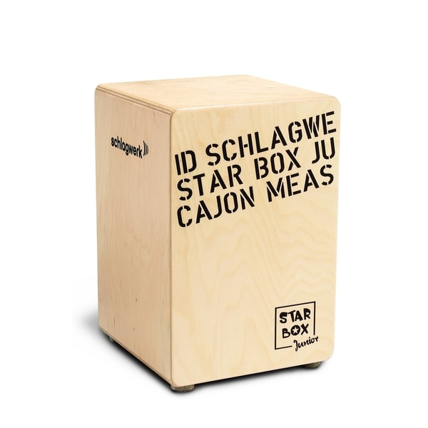 Schlagwerk CP400SB Kid's Cajon Star Box