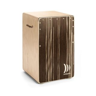 Schlagwerk CP562ST Agile Series Pro Soft Touch Cappuccino Cajon