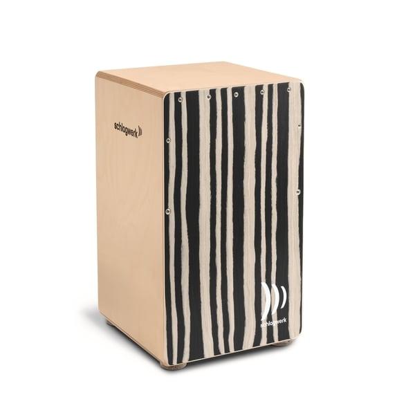 Schlagwerk CP560 Agile Series Pro Zebra Cajon