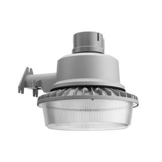 Lithonia Lighting TDD LED 2 50K 120 PER M4 LED Grey Wall Mount Area Light