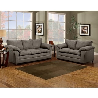 Sofa Trendz Microfiber 3 Piece Sofa Set Part 74