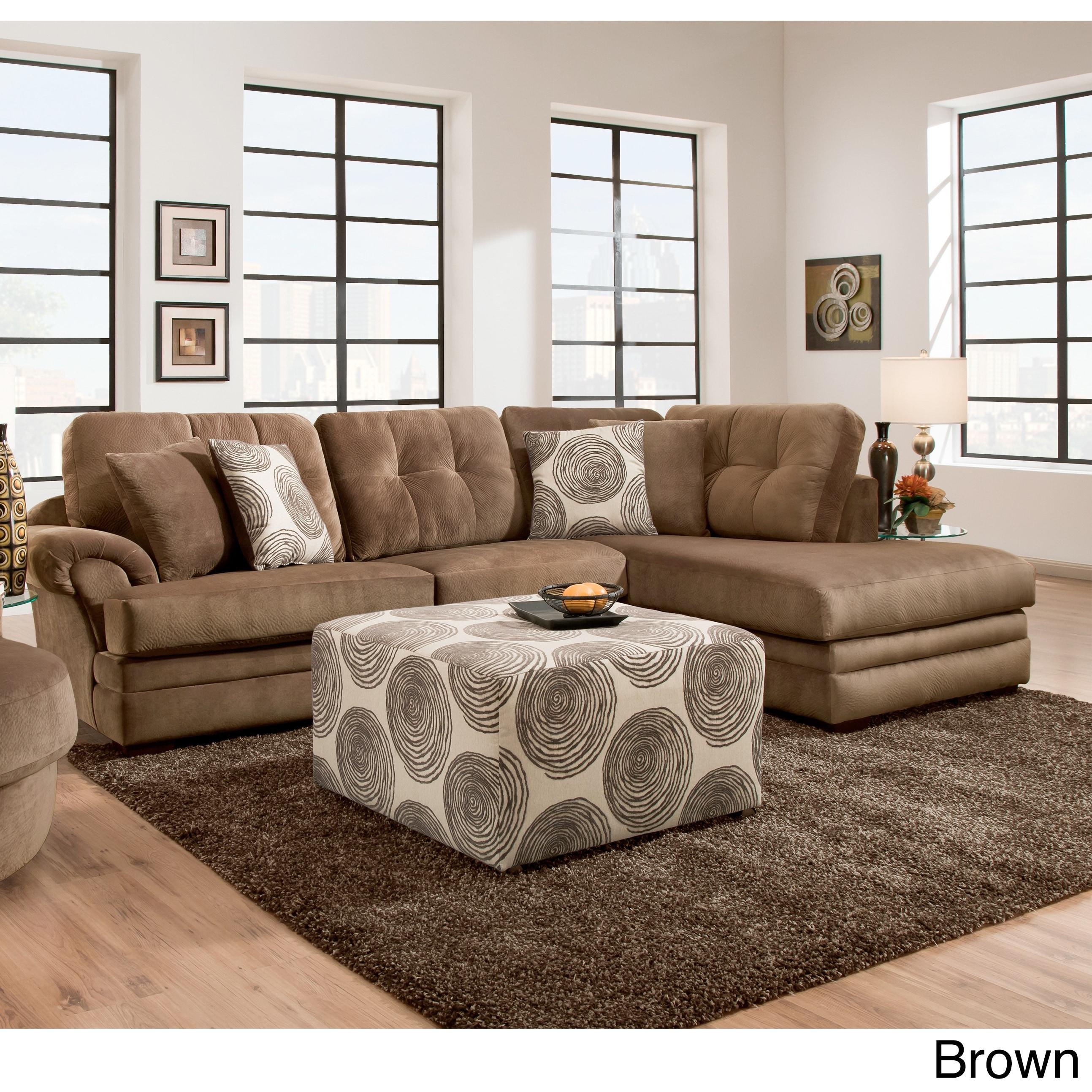 Velvet sectional sofa Sofas