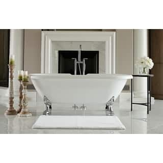 Signature Bath Free-standing Tub|https://ak1.ostkcdn.com/images/products/11862790/P18762578.jpg?impolicy=medium
