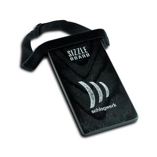 Schlagwerk SIZ10 13-inch x 6-inch x 1-inch Sizzle Board