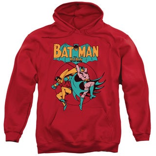 DC/Starling Shock Adult Pull-Over Hoodie in Red