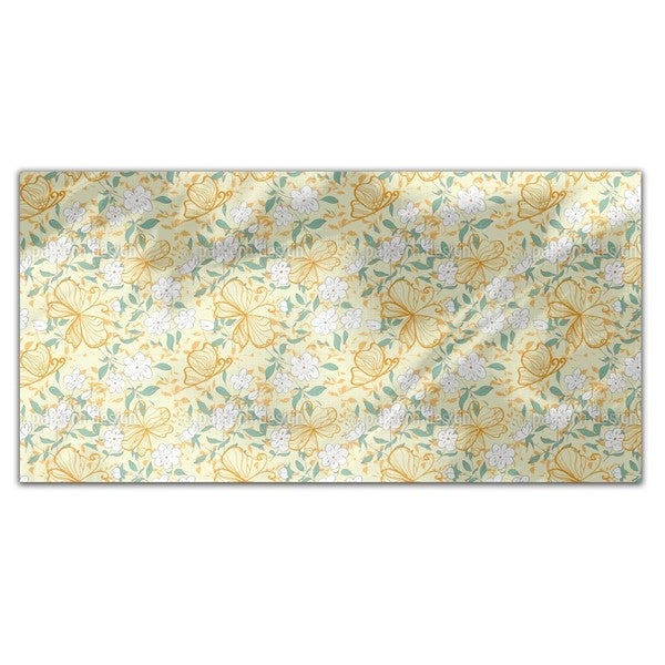 Garden Splendor Rectangle Tablecloth