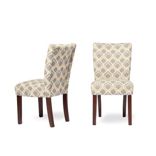 Gracewood Hollow Sanderson Upholstered Side Chair (Set of 2)