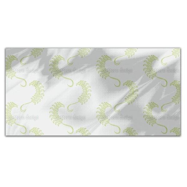 Shop Dolce Farniente White Rectangle Tablecloth Free