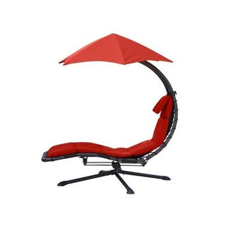 The Original Dream 360 Polyester and Stainless Steel Lounge Chair