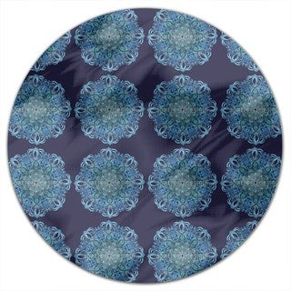 Detail Obsession Round Tablecloth