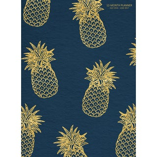 Simplicity Pineapples 2017 Academic Year Planner