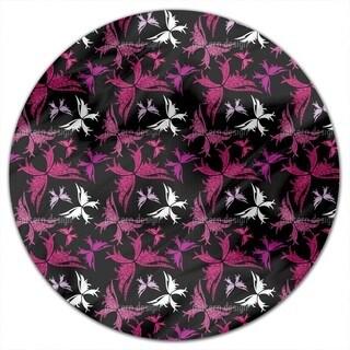 Papillon Round Tablecloth