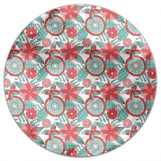 Amazone Dreams Round Tablecloth
