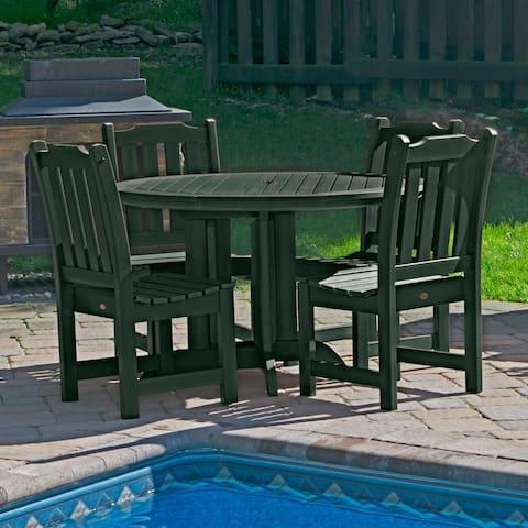 Highwood Eco-friendly Lehigh 5-piece Round Dining Set