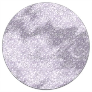 Lace Love Round Tablecloth