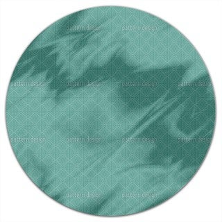 Serene Gothic Round Tablecloth