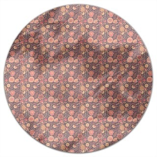 Magic Garden Gryffindor Round Tablecloth