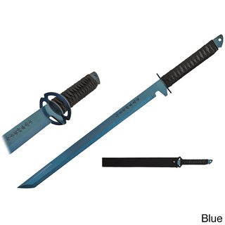 Stainless Steel 27-inch Blade Sword with Nylon Sheath