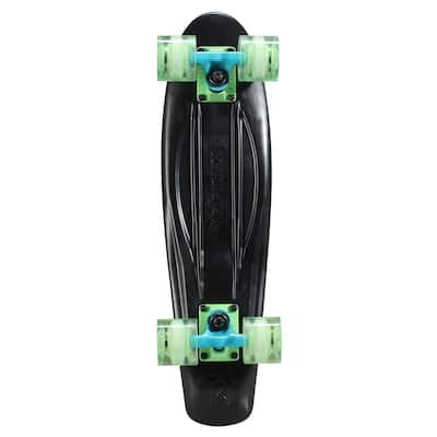 Kryptonics Original Complete Skateboard (22.5'' x 6'')