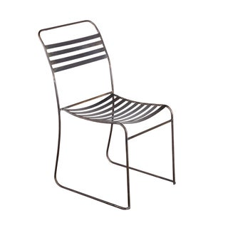 Iron Stacking Chair (India)