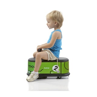 Italtrike Children's La Cosa Crocodile Foot-to-floor Ride-on