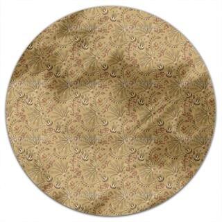 Natashas Desert Garden Round Tablecloth