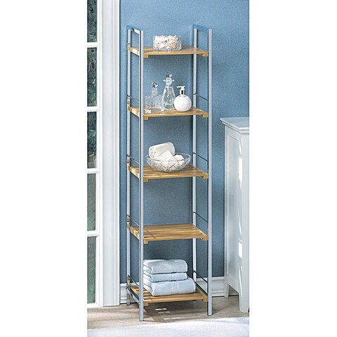 Berlingot Contemporary 5-tier Display Shelf