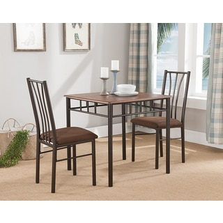 K&B D664 Cherry Finish Dinette Table