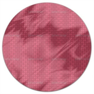 Bamboo Vino Round Tablecloth