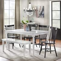 Shop Simple Living 4 Piece Sumner Dining Set With Dining
