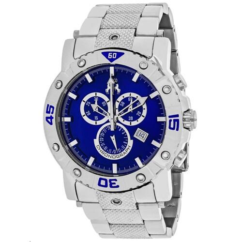 Jivago Men's JV9125XL Titan Watches (Titan Blue) (Stainle...