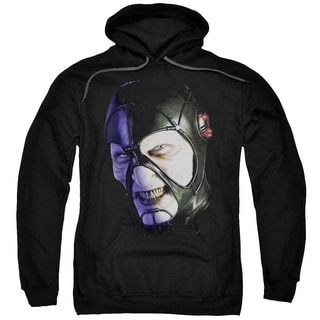 Farscape/Keep Smiling Adult Pull-Over Hoodie in Black