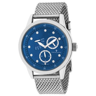 Christian Van Sant Men's CV8712 Rio Watches