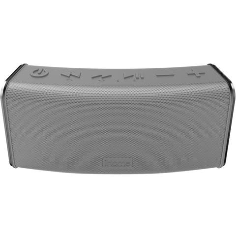 iHome iBT33 Portable Bluetooth Speaker System - Black