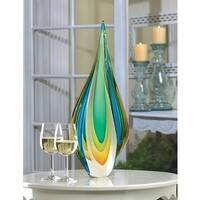 Colorful Handmade Glass Sculpture